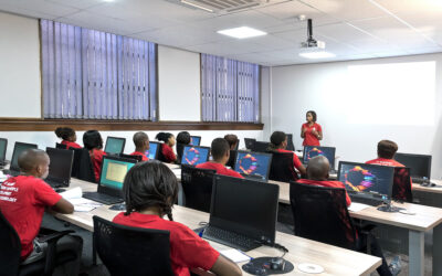 Technology training is the new benchmark for South Africa's teachers